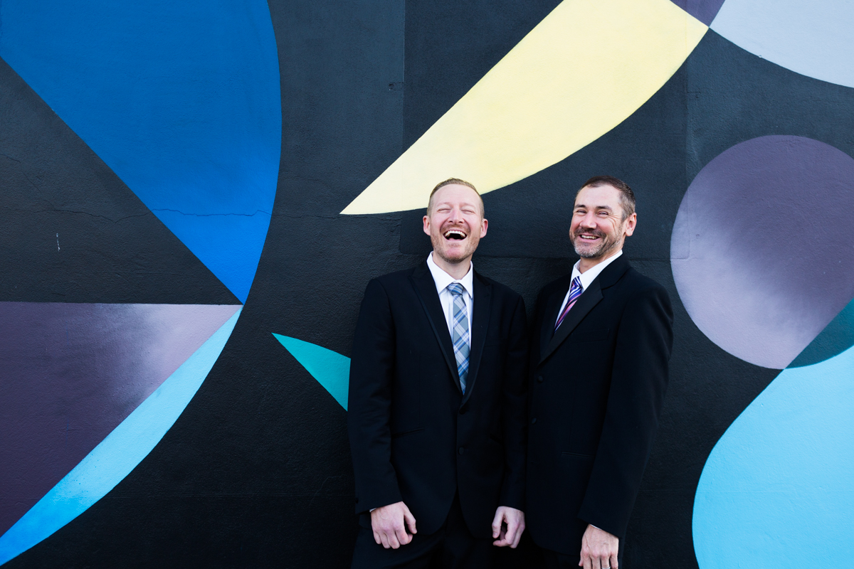 017_so much love and laughter between this handsome gay couple captured in newcastle by same sex wedding photographer