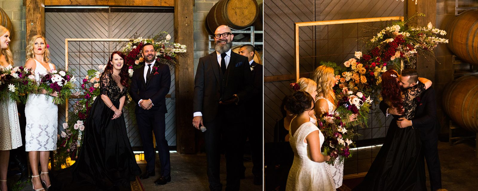 7_wedding-ceremony-captured-by-hunter-valley-wedding-photographer-at-wandin-valley